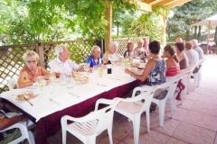 ALBA 2013 diner dimanche