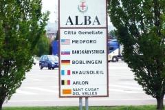 ALBA 2013 visite libre